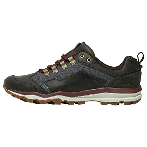 merrell-mens-all-out-crusher-green-leather-shoes-uk-10