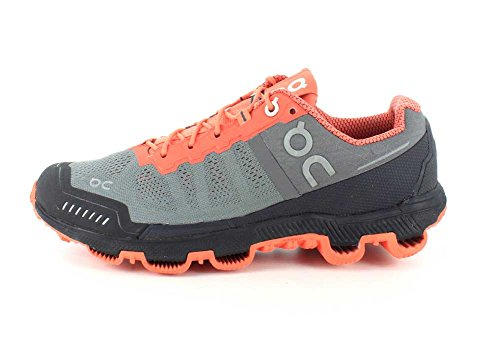 On Running Cloudventure W Grey Lava Gris/Lava