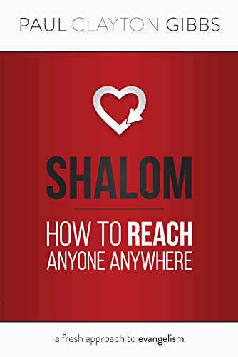 Shalom: How to Reach Anyone Anywhere (English Edition)