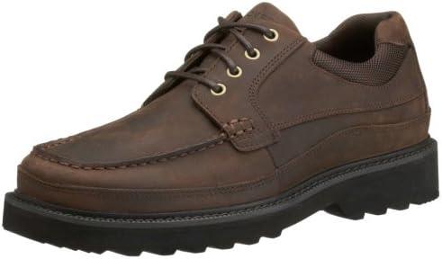 Rockport Horizon Ridge Piel nobuck Zapatos Con Cordones Waterproof Para Hombre