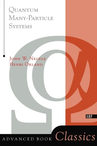 Quantum Many-particle Systems (Advanced Books Classics) (Advanced Particle Physics)
