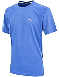Trespass Men's Debase Quick Dry Exercise Sports Gym T-Shirt