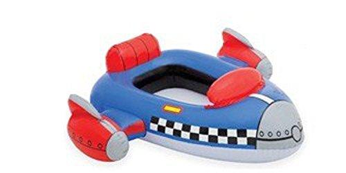 Preisvergleich Produktbild Wasserspass / Kinder Boot Kinderboot Schlauchboot Pool-Cruiser ideal für den Pool oder See Feuerwehr Rakete oder Wal Kinder-Schlauchboot dieses Boot sorgt für noch mehr Spaß beim Spielen im Wasser witzige Design ist ein Hingucker / Der absolute Plansch- und Badespaß für Kinder. bietet Ihren Kindern den absoluten Badespaß, egal ob am Meer, im Freibad oder in Ihrem Pool zu Hause. Einfach aufblasen und los geht's. So es überall und schnell einsatzbereit (Rakete)