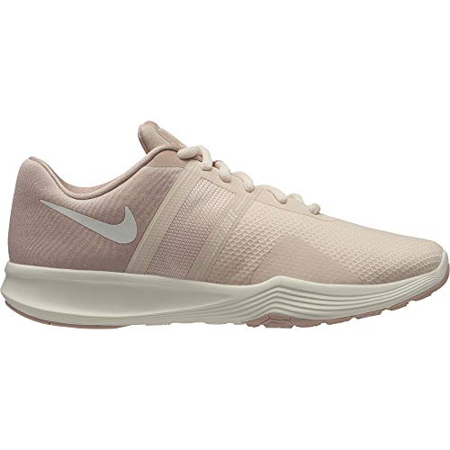 Nike Damen WMNS City Trainer 2 Sneakers, Mehrfarbig (Particle Beige/Sail/Guava Ice 001), 41 EU