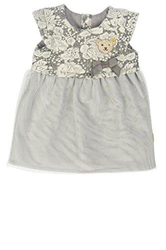 Steiff Baby-Mädchen Kleid mit Flügelärmeln, Gr. 110, Mehrfarbig (original|multicolored 0004)