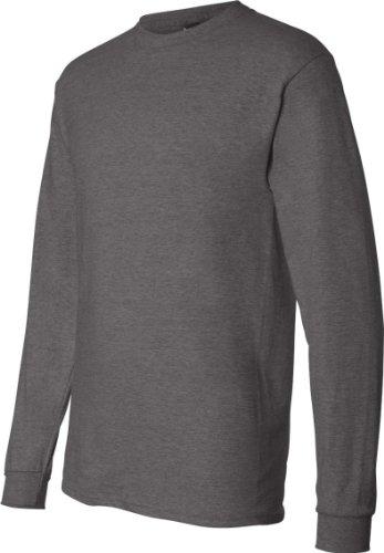 The Elevators auf American Apparel Fine Jersey Shirt Charcoal Heather