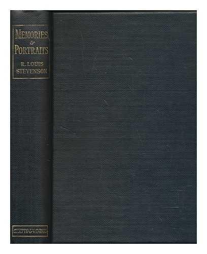 Memories and portraits / by Robert Louis Stevenson