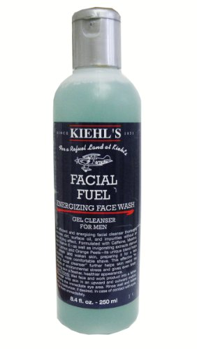 Kiehl's Herrenpflege Facial Fuel Energizing Face Wash 500 ml -
