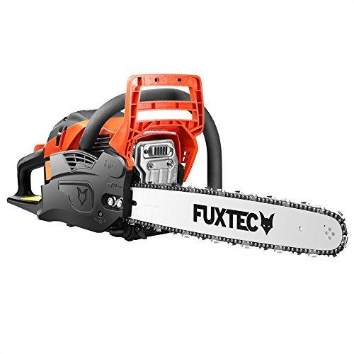FUXTEC FX-KSP155 Benzin Profi- Kettensäge Motorkettensäge Ketten Motor Säge Benzinsäge