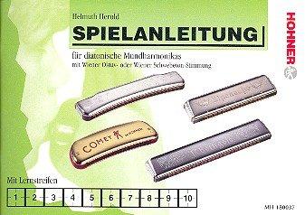 Preisvergleich Produktbild Schule Diatonische Mundharmonika. Mundharmonika