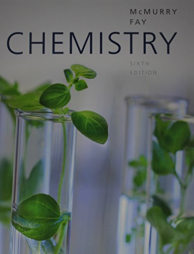 Chemistry with Masteringchemistry with Student Solutions Manual