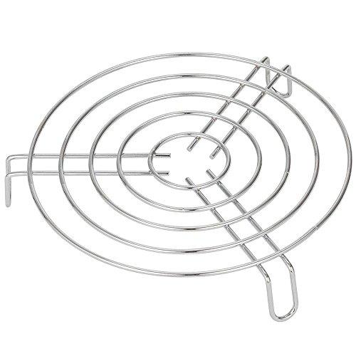 GYD Kohle Gitter für elektronischer Kohleanzünder Kohlebrenner Brenner Kohle Shisha Kohle