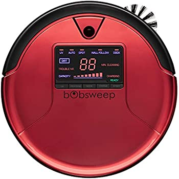 Bobsweep Robot Aspirateur Et Serpill 232 Re Standard Pethair