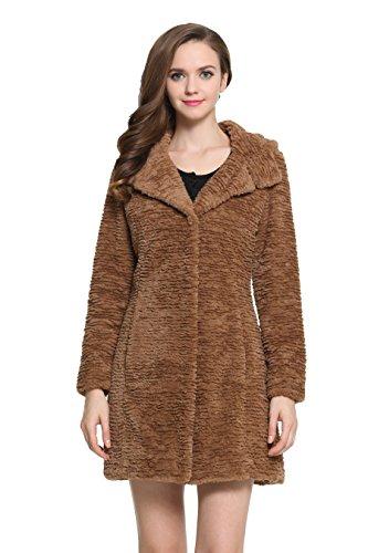 Ovonzo Fashion Style grigio delle donne /