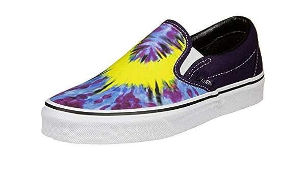 Vans Classic Slip On Schuhe (tie dye) MysteriosoTrue