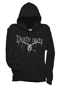 Mush Sweat-shirt Death Note Noir Enfant-S
