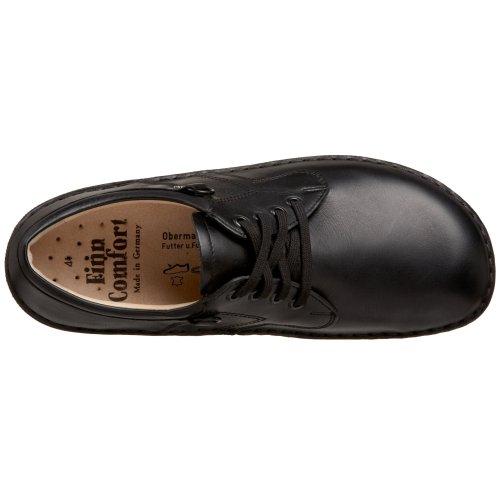 Finn Comfort Vaasa, Derbies à lacets homme Noir