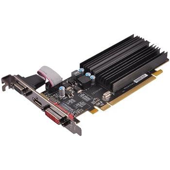 XFX One ON-XFX1-PLS2 Radeon HD5450 1GB GDDR3 - Tarjeta gráfica (Radeon HD5450, 1 GB, GDDR3, 64 bit, 1066 MHz, 2560 x 1600 Pixeles)