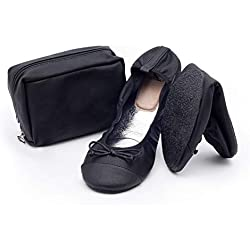 CatMotion Elegance Zapatos Plegables para el Bolso, L (40/41 EU, 6.5/7.5 UK)