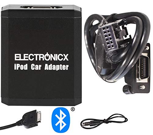 Adaptador de radio para coche compatible iPhone iPad iPod bluetooth manos libres....