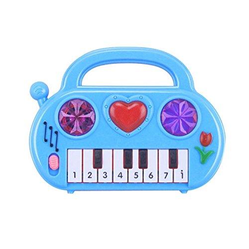 JIUZHOU Elektronisches Musikinstrument für Babys, Geschenk zum Geburtstag