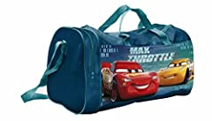 Idea Regalo - Star Licensing Disney Cars Borsa Sportiva per Bambini, 44 cm, Multicolore