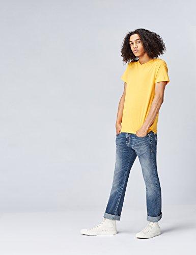 FIND Herren Roden Jeans mit Schlag Blau (Galileo Wash)