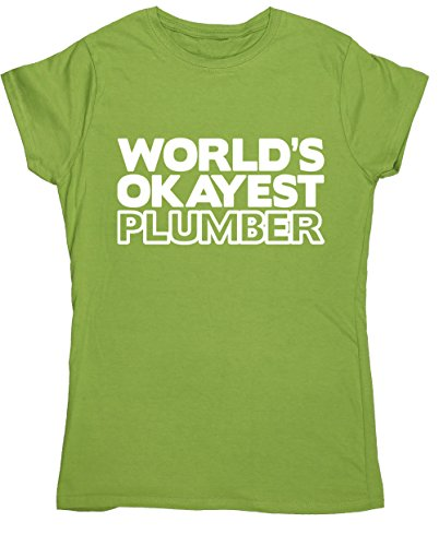 HippoWarehouse Damen T-Shirt X-Large Kiwi