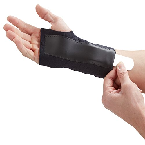 Actesso Stomatex Handgelenkschiene Karpaltunnel Schiene - Schmerzlinderung, Verstauchungen und Arthritis. Klein bis XL (Klein Links)
