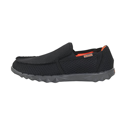 Dude Shoes - A collo basso uomo Grey