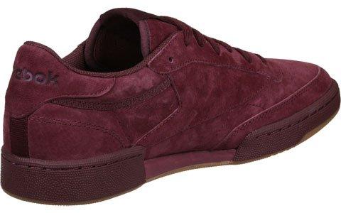 Reebok Herren Club C 85 Tg Sneakers Weinrot