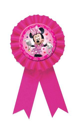 Amscan Disney Schleife Minnie Maus, pink