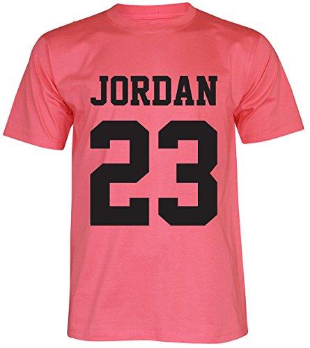 PALLAS Men's Jordan Sport T-Shirt Pink