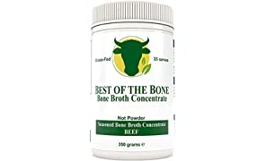 Premium Beef Bone Broth Concentrate - 100% Sourced from AU Grass-Fed, Pasture-Raised Cattle - Healthier Skin & Nails, Healthy Digestion - Bone Broth Collagen