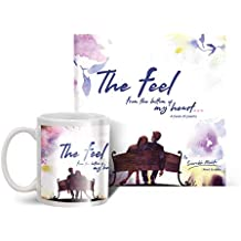 The Feel - A Book of Poems & A Mug (Elegant Gift for your Valentine)