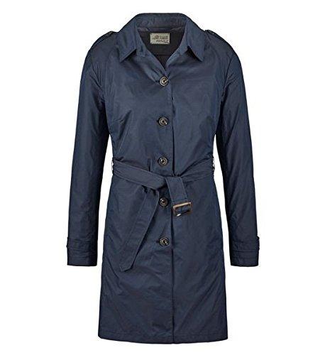 Bugatti - Damen Trenchcoat in Marine (Art. Nr.: 561200-59027), Größe:34;Farbe:Dunkelblau (48)