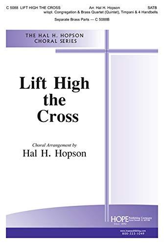 George W. Kitchin,Sydney Nicholson-Lift High the Cross-SATB-PART