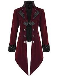 Amazon.es: Chaquetas Vintage - Devil Fashion / Hombre: Ropa
