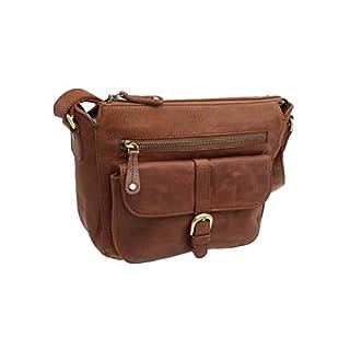 Bolla Taschen New England Kollektion Schulter-/Umhängetasche ASHLAND Brandy