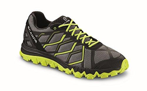 Proton Schuhe gray/lime