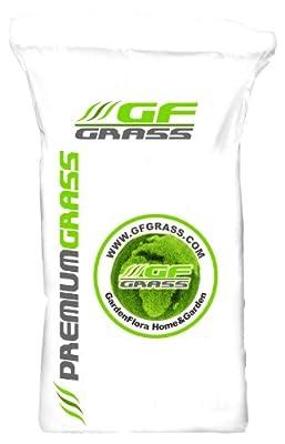 Rasensamen Premiumrasen GF Premium Grass 1 kg Grassamen Rasensaat von GF auf Du und dein Garten