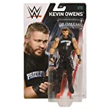 Wrestling wwe mattel basic series action figure 78 Kevin Owens Wwe Básico Serie 78 MATTEL figura de acción de Lucha Libre - KEVIN Owens - LLEVA Prizefighter Camiseta