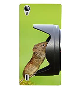 A2ZXSERIES Mouse Camera Play Back Case Cover for  Vivo Y15/Vivo Y15S
