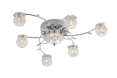 leuchten-direkt-50341ceiling-light-8x-g4-20w-chrome