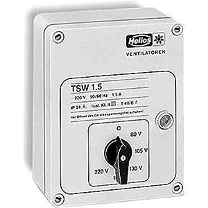 41d8etxhtUL. SS300  - Helios Trafo-Drehzahlsteller TSW 3,0 Drehzahlsteller 4010184014966