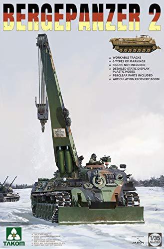 TAKOM TAK2122 2122 1/35 Bundeswehr Bergepanzer 2