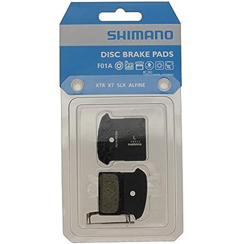 Shimano 8J79801A - Pastillas Freno Disco M985-785-666-S700 Res. Refr.