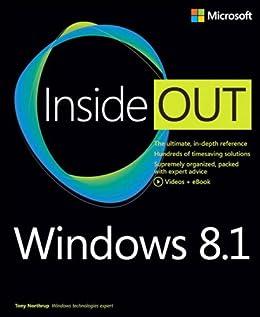 Windows 8.1 Inside Out par [Northrup, Tony]