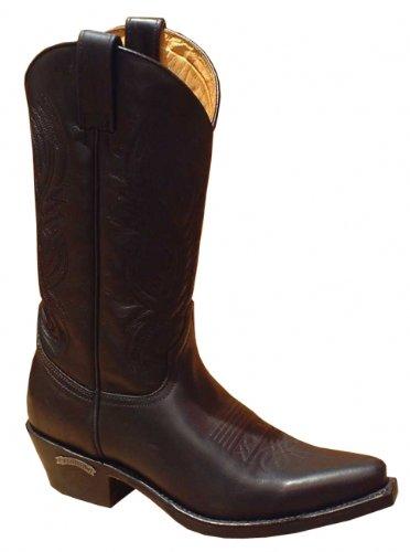 Sendra Boots 2605MO schwarz * incl. original MOSQUITO ® Stiefelknecht * Gr. 42.5