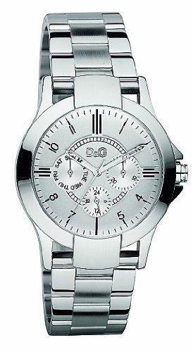 D & G Dolce & Gabbana Men's Quartz Watch with Chronograph Quartz Stainless Steel DW0538
